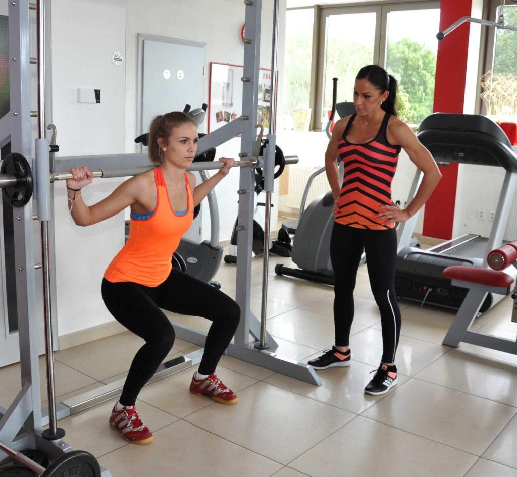 Anifitt - személyi edzés