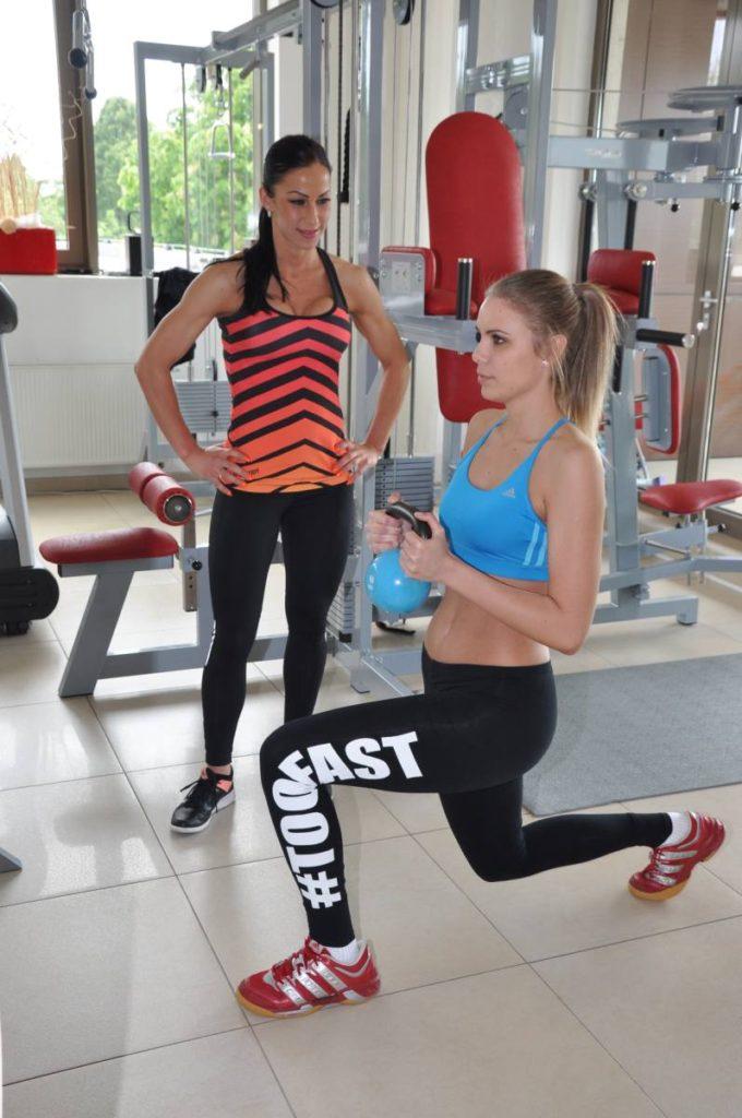 Anifitt - osobný tréning