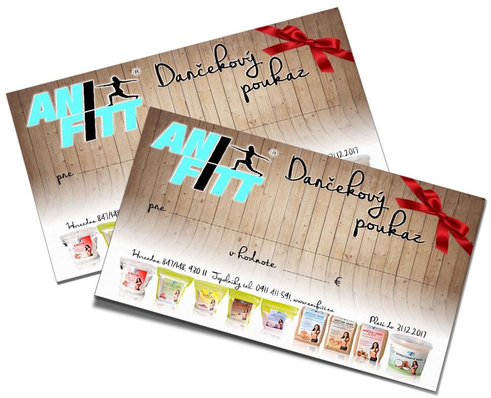 Anifitt gift card