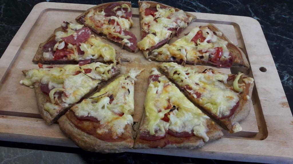 magyaros-pizza