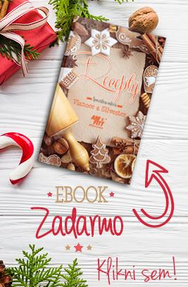 Kniha receptov ZADARMO!